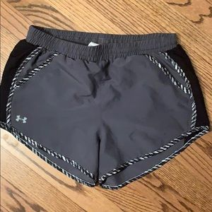 Under Armour running shorts